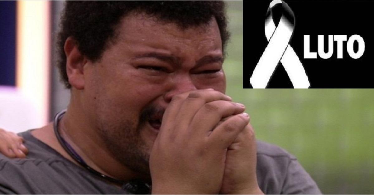 Perca terrível: Acaba de morrer avó de Babu que está no Big Brother Brasil