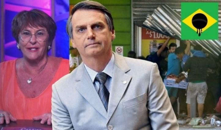 Vidente Famosa faz terrível previsão para Bolsonaro e alerta 'pânico' no Brasil
