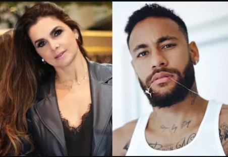 """Luiza Ambiel revela que deu fora em Neymar: """"Não aguenta o tranco"""""""