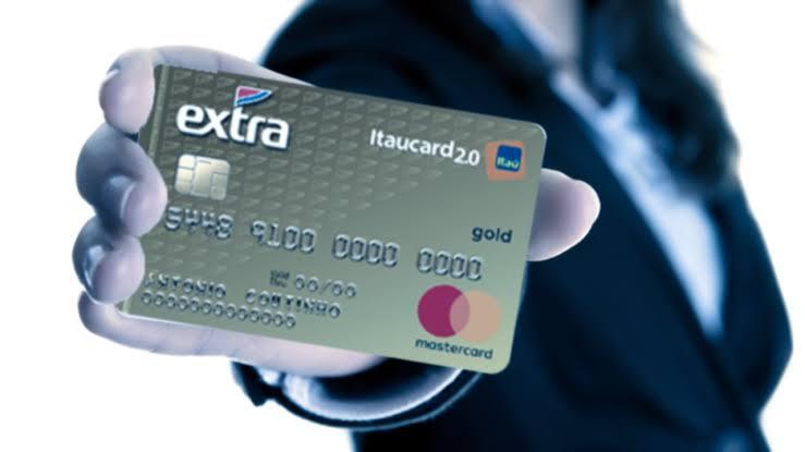 Saiba como adquirir o cartão de crédito Extra!