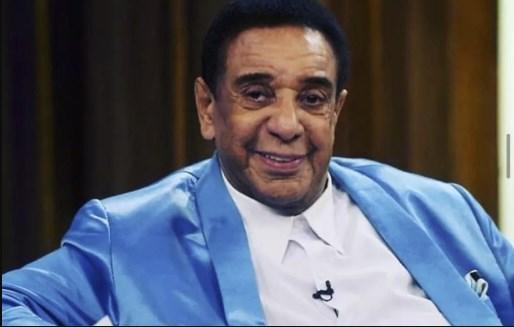 O cantor Agnaldo Timóteo morre aos 84 anos devido complicações da Covid-19