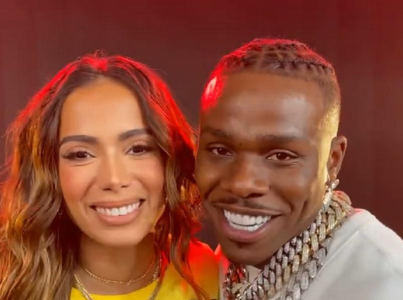"""Anitta mais uma vez acerta em sua parceria no seu novo single """"Girl from Rio"""" com astro Hip Hop DaBaby"""