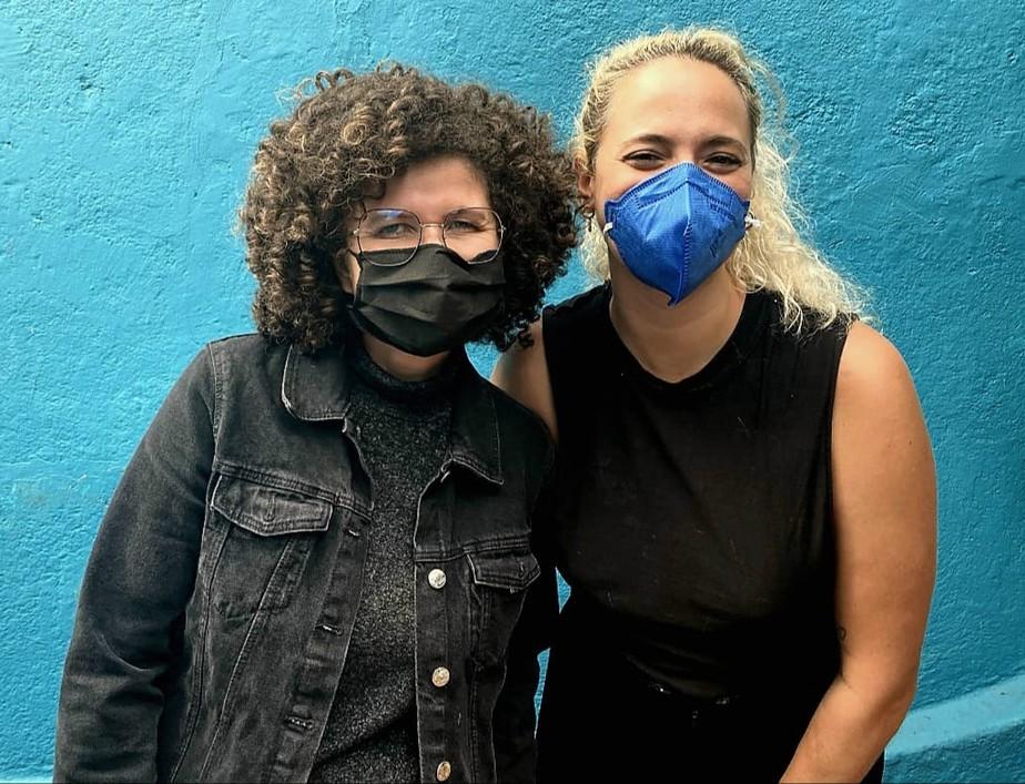 Roberta Campos e Tiê lançam um belo single que promete grandes doçuras